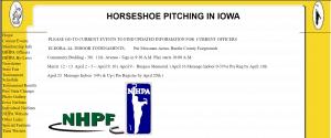 The original IHHPA website
