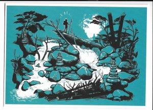 Pitch & Pine card